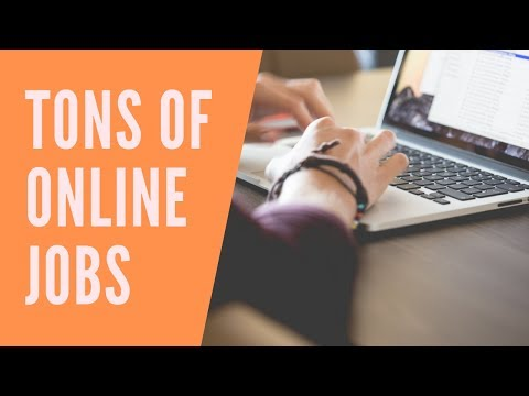 3 Work-From-Home Job Websites With Lots of Openings in 2019