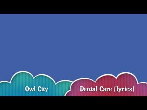 Owl City - Dental Care (lyrics)
