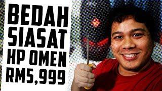 Bedah Siasat HP OMEN GAMING PC RM5,999