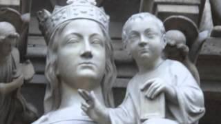 Собор Парижской богоматери(Видео экскурсия под музыку из знаменитого мюзикла., 2014-04-13T09:35:50.000Z)
