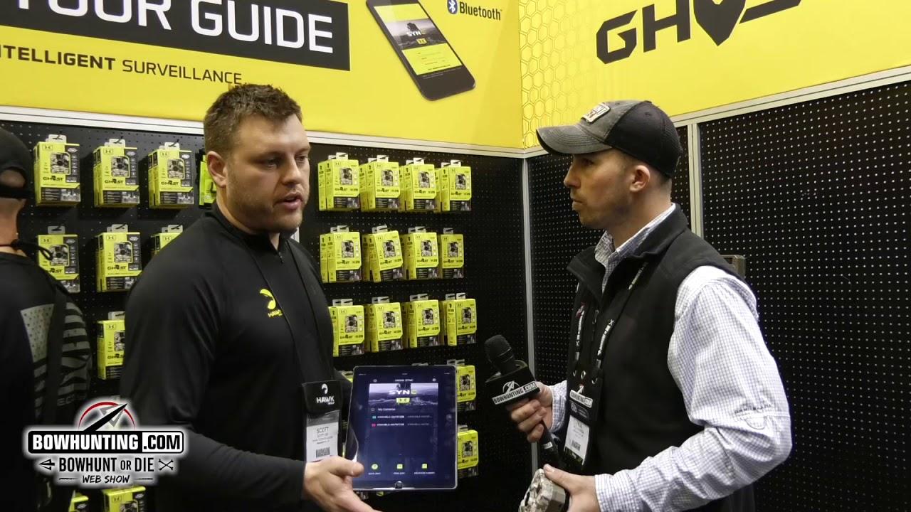 Ghost Cam Trail Camera Management App-2018 ATA Show