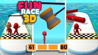 Fun Race 3D Level 61-80 Walkthrough