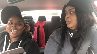 CITY GIRLS ACT UP  PRANK ON MOM