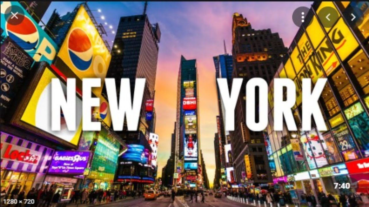 It's Saturday Night, LIVE from Times Square, Let's People Watch / Pinoy in New York City