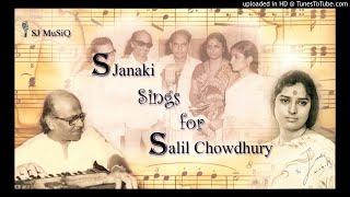S Janaki Sings For Salil Chowdhuri   Mash Up