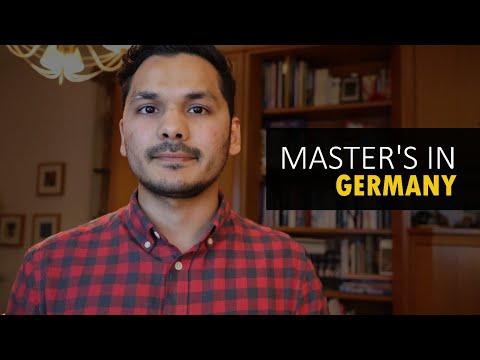 Masters in Germany   DAAD Scholarship   ماستری در آلمان