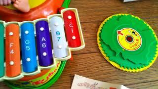 昭和のレトロな玩具を手に入れました。 くまさんドラマーと メロディーモンちゃんです くまさんドラマーは おもちゃ屋の店頭などで昔見ました...