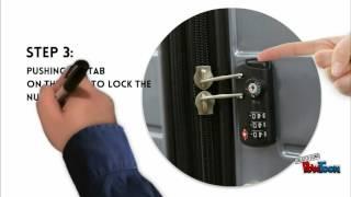 Repeat youtube video Reset TSA Lock