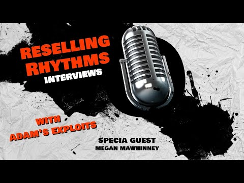Reselling Rhythms - Guest Megan Mawhinney Selling Clothes And More On EBay