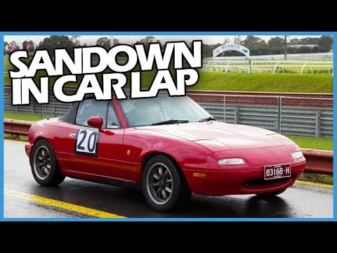 Sandown Instruction 3 laps in traffic | Driver: Eden Beavis | 19-May-2018