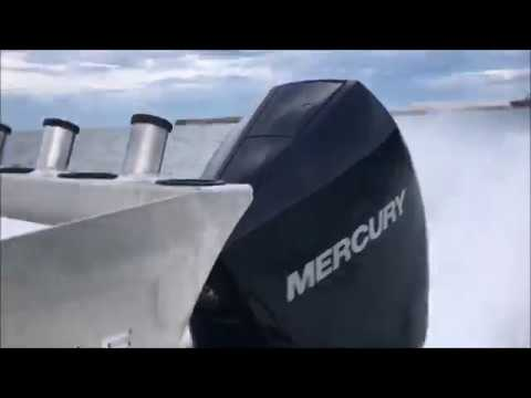 Profile Boats 735H New Mercury 250 V8 Outboard Fishing Boat