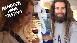 Exploring Mendoza Argentina - WINE TASTING / Overlanding South America with a truck camper