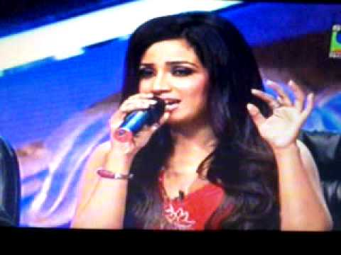 shreya ghoshal is amazing.