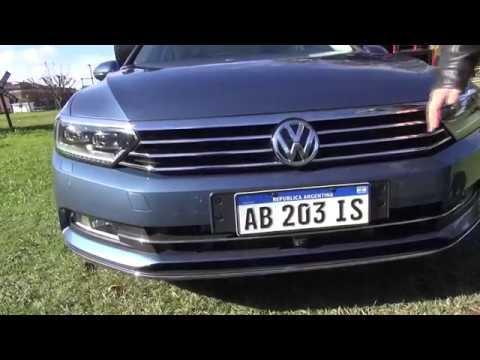 VW PASSAT HIGHLINE 2.0T (3/6/17) TEST AUTO AL DÍA.