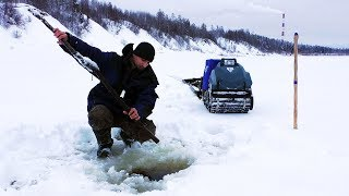 HOW TO CATCH BURBOT \ THE ALIGNMENT GEAR \ WINTER FISHING 2018
