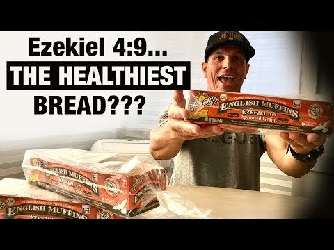EZEKIEL 4:9 SPROUTED GRAIN | THE HEALTHIEST BREAD YOU CAN BUY??