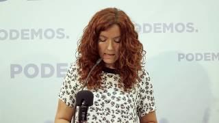Mª Ángeles García demanda una mayor regulación del mercado del juego