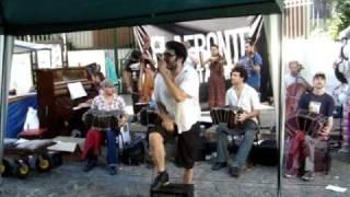 """""""Hoy como ayer"""" , Tango en barrio San Telmo. Buenos Aires"""