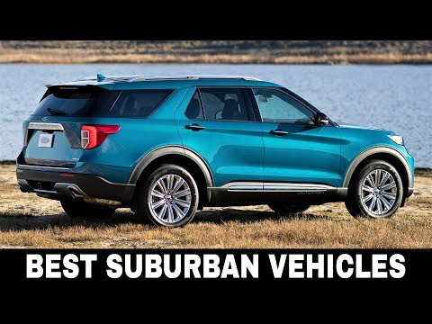 Top 9 Cars for the Suburbs to Buy in 2019: Best Vehicles Reviewed