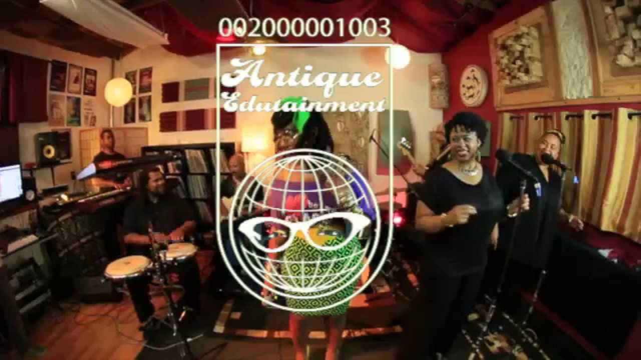 "TownFuturist: Intimate Sessions - Antique -""I Love Being Black"""