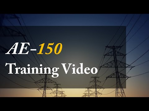 AE-150, Partial Discharge Localization System for Power Transformers