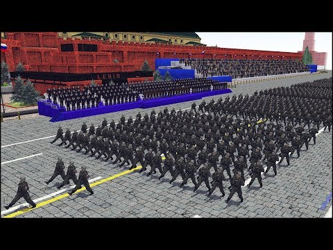 RUSSIAN HELL MARCH - VICTORY PARADE
