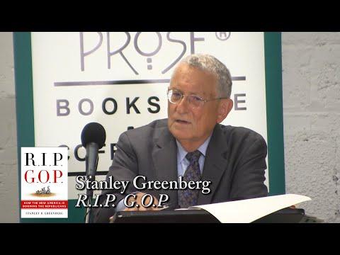 "Stanley Greenberg, ""R.I.P. G.O.P"""