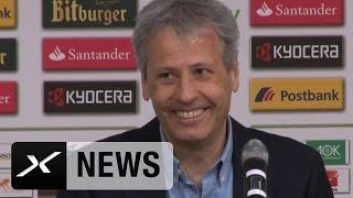 Video Gol Pertandingan Borussia Monchengladbach vs Hannover 96
