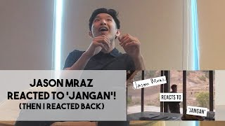 jason mraz reacts to aziz haruns jangan