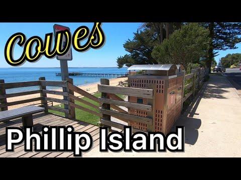 COWES Foreshore Walk - PHILLIP ISLAND