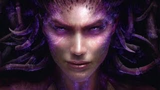 Starcraft 2 - Heart of the Swarm - Intro Cinematic