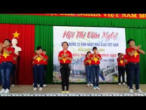 Việt Nam Ơi-Lớp 7/5 THCS Trần Hưng Đạo[20/11/2014]