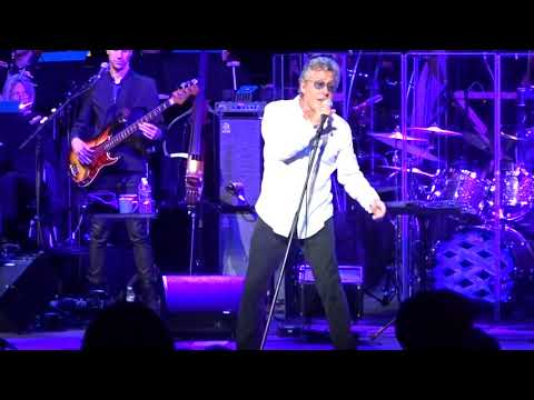 Tommy  Roger Daltrey & The Hudson Valley Philharmonic  Highlights from Bethel Woods 6818