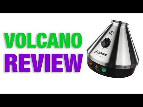 Full Vaporizer Review – Volcano Classic by Storz & Bickel