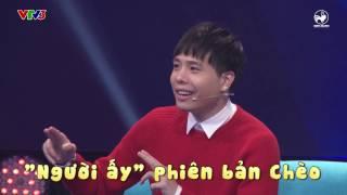 Biệt tài tí hon | teaser tập 13: hết hồn khi Trịnh Thăng Bình hát Người Ấy phiên bản Chèo siêu hài