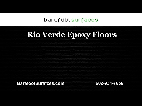 Rio Verde Epoxy Floors | Barefoot Surfaces