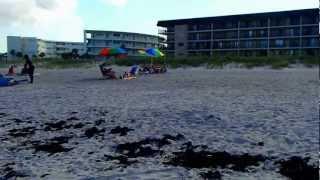 № 2508 США День Пионерии на пляже Cocoa Beach Florida