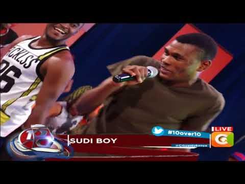 Sudi Boy Live #10Over10