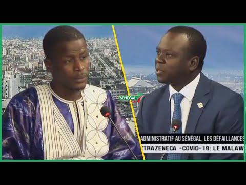 "Ndoumbelane - Maire de Keur Massar à Cheikh Omar Talla "" Yen PDS Yénafi Def Découpage Bou Bone..."""