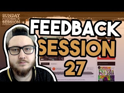 """Sunday Feedback Session 27 