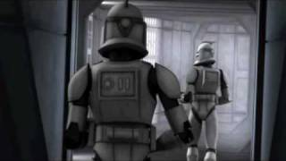 Clone Wars 10th man down