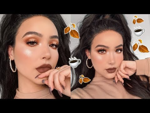 Looking Like a Pumpkin Spice Latte | DRUGSTORE Makeup + Chit Chat