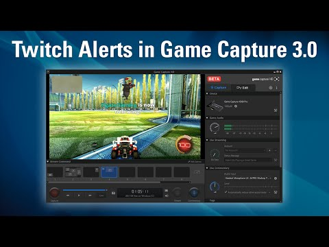 Game Capture v3.0 - How to Add Twitch Alerts