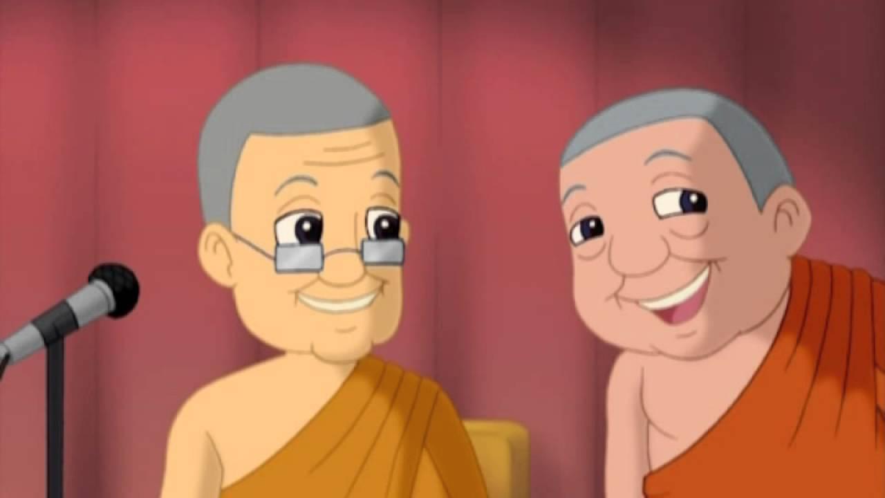 Dhammatoon Seri Kartun Buddhist 01 YouTube