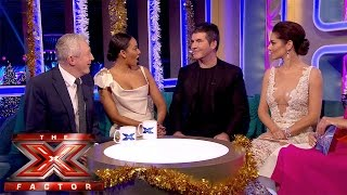 It's those naughty Judges again | The Xtra Factor UK 2014