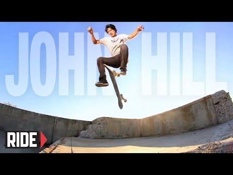 John Hill Part - Birdhouse & Split on RIDE Channel