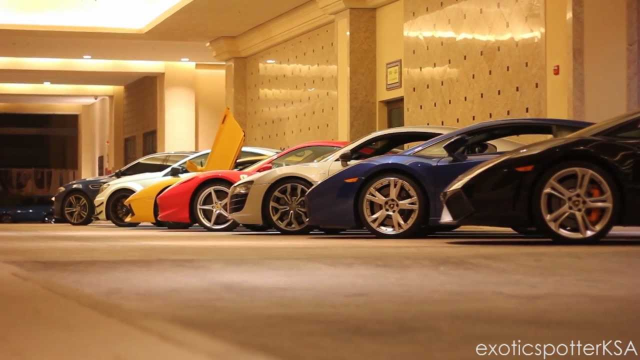 Qatar Supercar Gathering Trailer Youtube