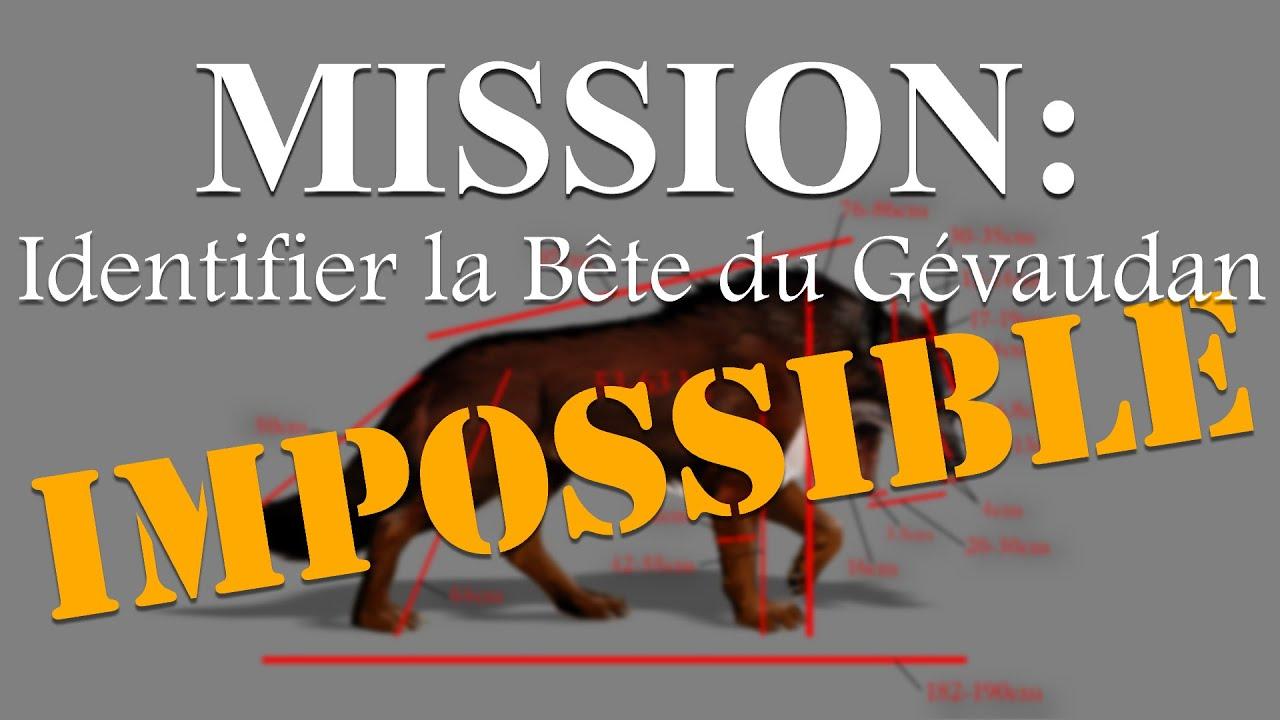 Download Mission: Identifier la Bête du Gévaudan
