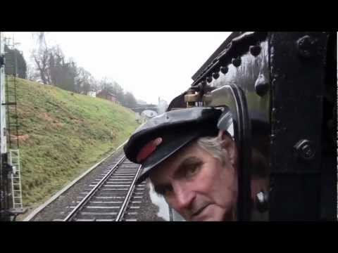 GCR (46521)'Take A Ride on The Footplate'- (03/03/2012):