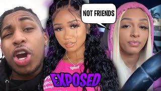 DDG Calls OUT dymondsflawless & Jasminesflawless is Over it?